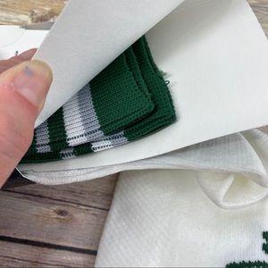 Umbro Accessories - Umbro kids soccer socks green and white striped